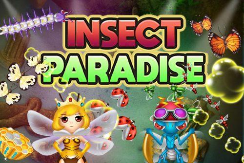 """""""เกมยิงเเมลง Insect Paradise"""" เปิดประสบการณ์ใหม่แห่งการเล่นคาสิโนออนไลน์"""