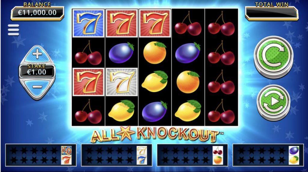 All Star Knockout-คาสิโน