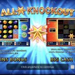 All Star Knockout-เกม
