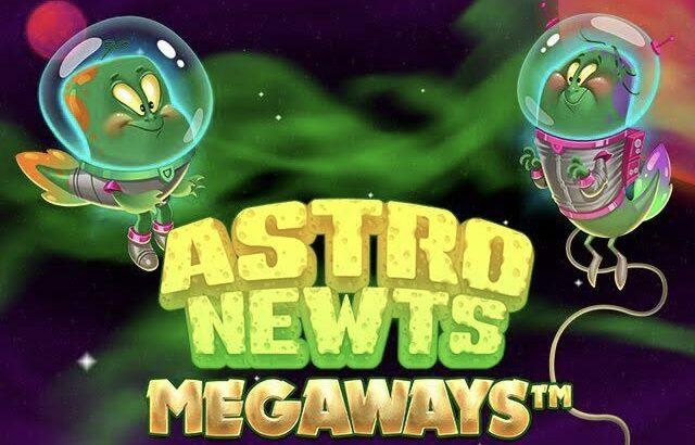 Astro Newts Megaways-คาสิโน