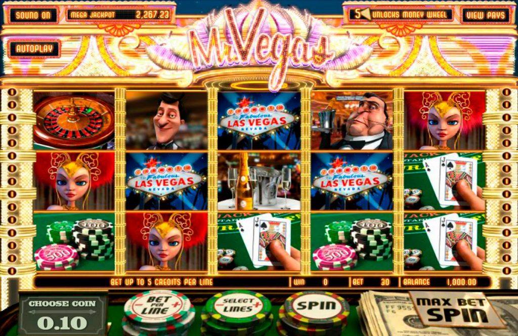 Mr Vegas-คาสิโน